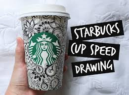 12 Photos Of The Starbucks Cup Drawing