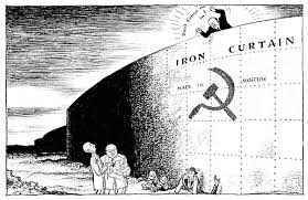 Iron Curtain Speech 1946 Definition by Stalin U0027s Reaction To U201cthe Iron Curtain U201d Behind The Curtain