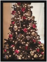 Decorating A Black Christmas Tree Best Of Decorations Silver And Pink
