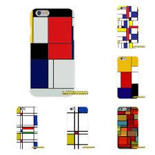 100 Bauhaus Style US 086 13 OFFbauhaus Style Abstract Piet Mondrian For Xiaomi Mi6 Mi 6 A1 Max Mix 2 5X 6X Redmi Note 5 5A 4X 4A A4 4 3 Plus Pro TPU Skin Coverin