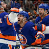 Islanders fans' national anthem rendition stuns once again before ...