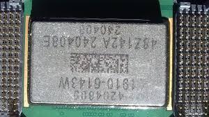 amazon com new mitsubishi toshiba 4719 001997 dlp chip 1910 6143w