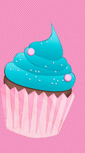 Cupcake Wallpaper for Iphone5 5s by PimpYourScreen