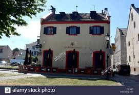 100 The Portabello Klaipeda Lithuania 07th July 2018 Restaurant