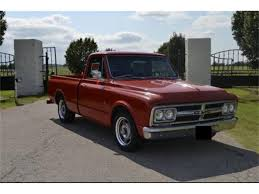 100 1970 Gmc Truck GMC Pickup For Sale ClassicCarscom CC1126027