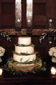 Wooden Wedding Cake Stand The Cooper Estate Beautiful Ideas Rustic From Once Wed