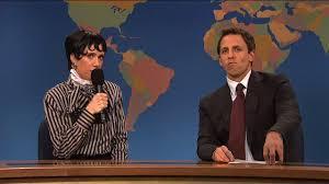 Liza Minnelli Turns Off A Lamp Hulu by Watch Weekend Update Nan Washington On Party Planning From