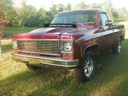 1974 Chevy Short Bed Pickup Truck. Trades Concidered.