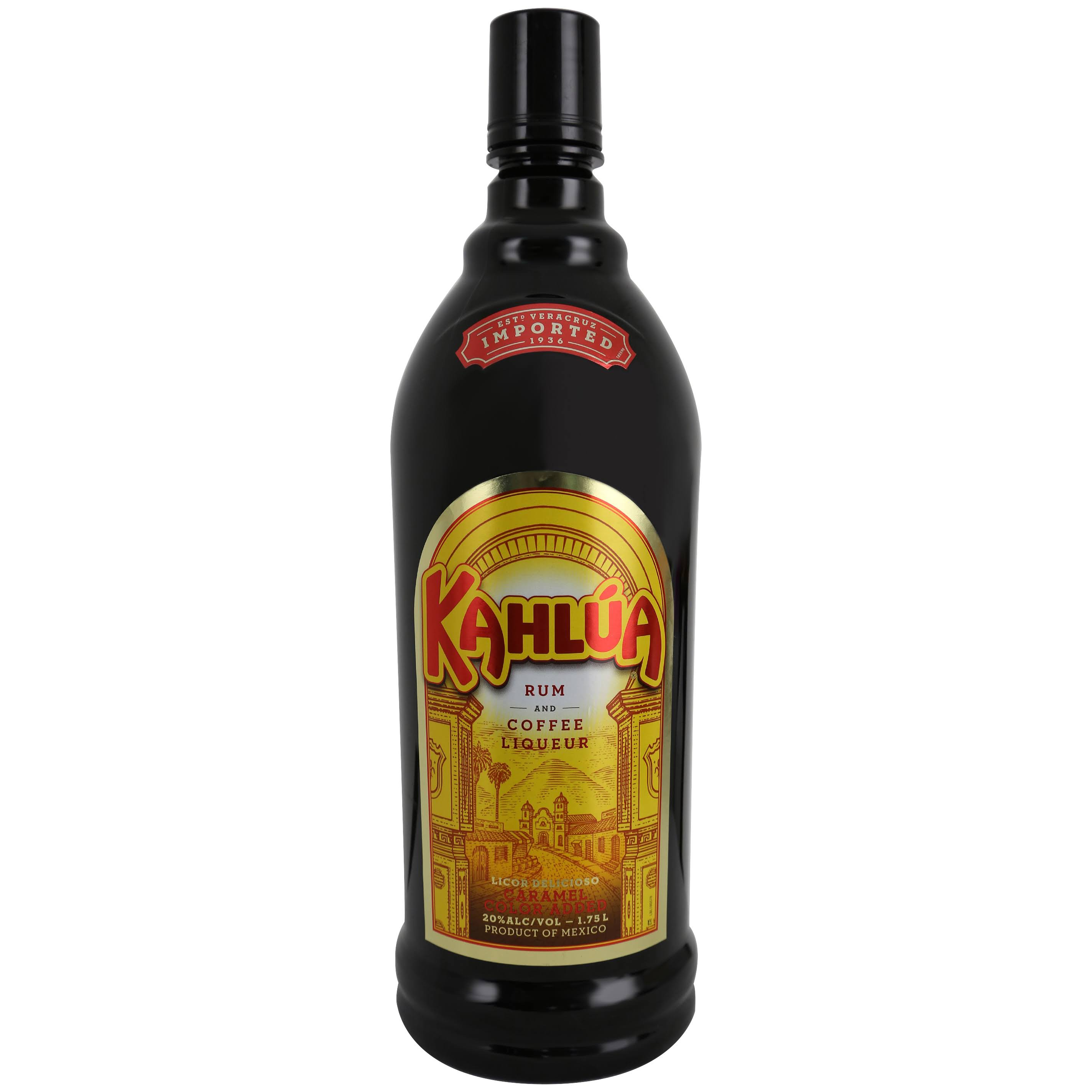 Kahlua Rum and Coffee Liqueur - 1.75 L