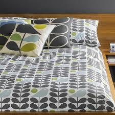Buy Orla Kiely Early Bird Duvet Cover Granite