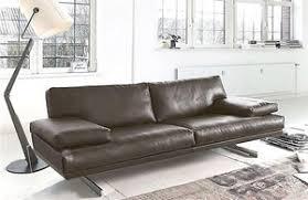 canape cuir design contemporain salons et canapés contemporains italiens
