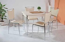 esszimmermöbel tischgruppe tischset ahorn beige celia
