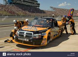 Jason White Pits His Dodge Ram NASCAR Truck At The Cool City ... Spencer Gallagher Ordained Minister Chapel Of The Flowers Nascar Truck Series At Eldora Results Matt Crafton Wins Dirt 2016 Points Final Racing News Round Track Slower Ticket Sales For Race No Surprise Sets Stage Lengths Every 2017 Cup Xfinity Todd Gliland To Drive No 4 Toyota With Kbm For 19 Races Sledgehammer Thrown Kevin Harvick After Wreck Trucks Abreu Returns To Truck Series Motor Sports Qualifying Complete Blaney Takes Pole Johnny Sauter Earns His Second Victory Daytona Bell Overcomes Spin Win Kentucky Wset
