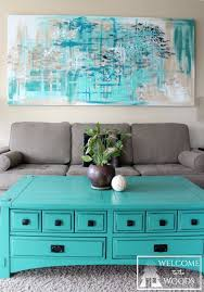 Teal Living Room Walls by Best 25 Teal Wall Decor Ideas On Pinterest Turquoise Bedroom
