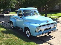 1954 Ford F100 For Sale | ClassicCars.com | CC-987291 Ringbrothers Bring 1956 Ford F100 Restomod To Sema 1954 Hot Rod Network 54 Panel My Style Pinterest Pedal Car For Sale Near Plymouth Michigan 48170 Classics White Lightning 2014 Youtube Pickup Truck Dinnerhill Speedshop Original Color Codes Oldies But Goodies Trucks Gta San Andreas Ford F100 Pickup 60year Itch Classic Truckin Magazine Sale On Autotrader