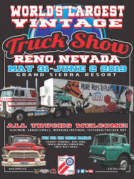 100 Trucks For A Grand Merican Truck Historical Society 2019 Convention Reno NV