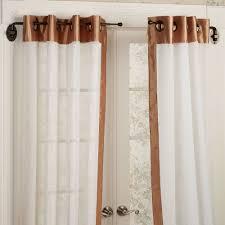 Umbra Curtain Rod Target by Door Curtains Rods U0026 Graceful Sliding Glass Door Curtains 2016