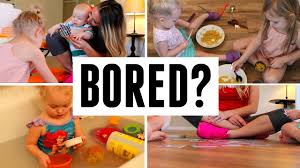 FUN THINGS TO DO WITH YOUR KIDS WHEN THEY ARE BORED