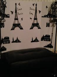 Interior Design Paris Themed Bedroom Decor Home Image Best And Ideas