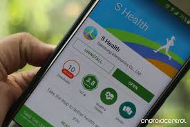 Samsung s activity tracking app S Health is now available on the