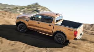 100 Ranger Truck 2019 Ford First Drive Review The Midsize Pickup Truck Pace