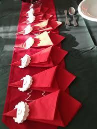 serviette de noel en papier plus de 25 idées uniques dans la catégorie pliage serviette sapin