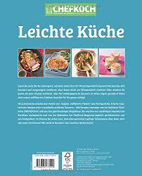 chefkoch leichte küche 9783625173229 books