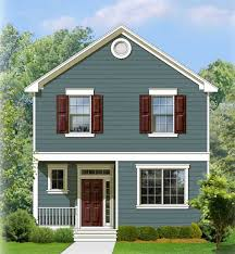 Of Images American Home Plans Design by Early American Style House Plans Plan 95 184