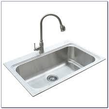 Ceco Stainless Steel Sinks by American Standard Cast Iron Kitchen Sinks Designfree