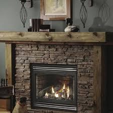 Indoor Propane Fireplace
