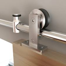 Fancy Quiet Glide Barn Door Hardware In Perfect Home Decor Ideas ... Quiet Glide 36 In X 81 Top Mount Style Ponderosa Pine 3 2 Satin Nickel Sliding Door Latch And 96 H 16 W Unfinished Walnut Ladderqg6008wa Hammered Antique Brass Rolling Hook Ladder Hdware Black Round Single Fniture Kit Nt1400w08 Strap Barn 138 214 Dome Center Floor Guide Swivel For 20 7 878 Dually Roller How To Assemble A Rta Youtube Long New Age Rust Wall Rail Bracketqg20109 Bedroom