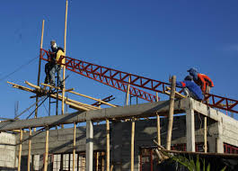 100 House Trusses Our Project Steel And Welding My Philippine Life