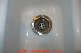 Commercial Sink Strainer Gasket by How To Repair A Leaky Sink Strainer Drain