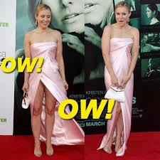Kristen Bell Is Listed Or Ranked 1 On The List Craziest Celebrity Wardrobe