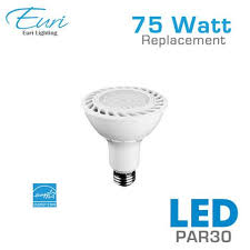 led par30 light bulb 75 watt equal euri ep30 1000 earthled