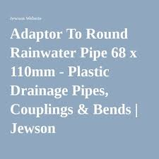 Spectacular Plastic Plumbing Pipe Types by Best 25 Drainage Pipe Ideas On Drainage Ditch