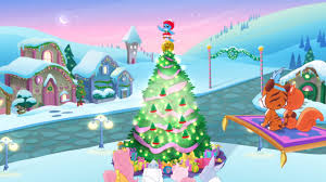 Plutos Christmas Tree Wiki by Image Winter In Whisker Haven 020 Jpg Disney Wiki Fandom
