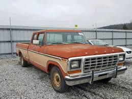 100 1978 Ford Truck For Sale For Sale At Copart Prairie Grove AR Lot 23550569