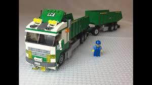100 Lego City Dump Truck LEGO 7998 Heavy Hauler Double From 2007 YouTube