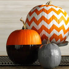 Carvable Foam Pumpkins Ideas by Creative Ideas For What To Do With Your Pumpkin This Fall Family