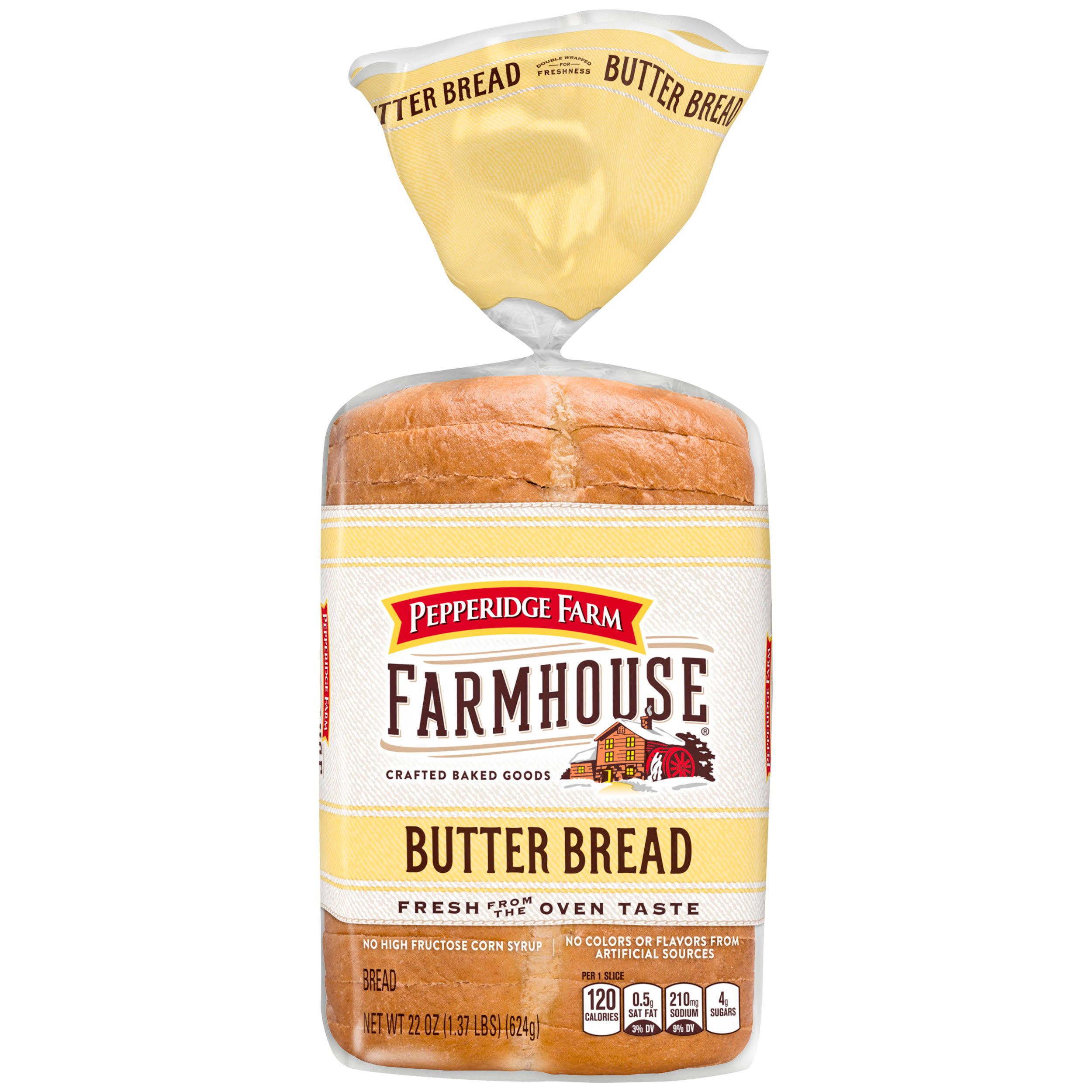 Pepperidge Farm Butter Bread - 22 oz