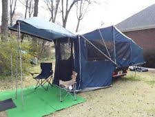 Bunkhouse Motorcycle Or SUV Car Camper Trailer