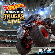 100 Real Monster Truck For Sale Sears Centre Arena On Twitter Hot Wheels S Live Comes