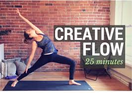 Creative Vinyasa Flow