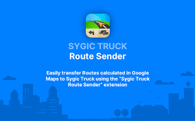 100 Google Truck Maps Sygic Route Sender Get This Extension For Firefox EnUS