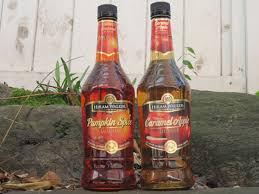 Pumpkin Spice Kahlua by Drinking The Bottom Shelf Hiram Walker Pumpkin Spice And Caramel