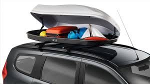 coffre toit de voiture coffre de toit pour dacia lodgy 7 places