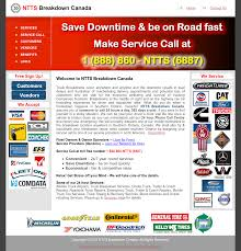 100 Ntts Truck Down Breakdown Canada Competitors Revenue And Employees