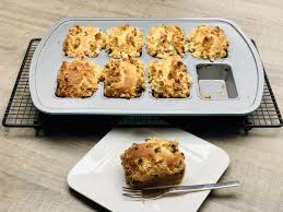 mini rhabarber kuchen aus der mini kuchenform pered