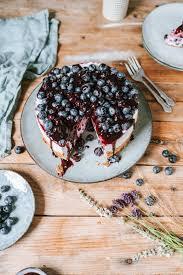 blaubeer joghurt torte ohne gelatine